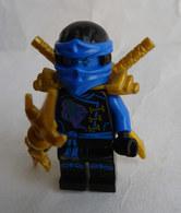 FIGURINE LEGO NINJAGO -   JAY 2015 ? - Mini Figure 2015 Légo - Figuren