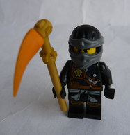 FIGURINE LEGO NINJAGO -   COLE 2015 - Mini Figure 2015 Légo - Figurines