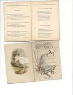 22826 - Compliments Et Voeux Pour Le Jour De L'an Et Les Fêtes Payot Editeur 12 Pages (petit Livre 11 Cm X 8 Cm) - Poésie