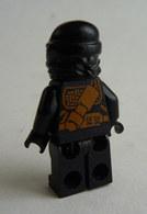 FIGURINE LEGO NINJAGO -   COLE 2015 - Mini Figure Sans Arme Légo - Figuren