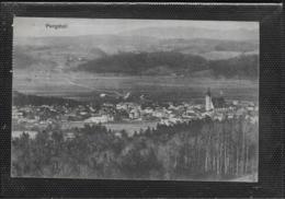 AK 0371  Purgstall - Panorama Um 1917 - Purgstall An Der Erlauf