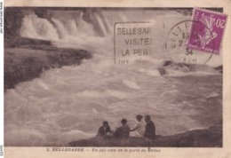 Bellegarde Un Joli Coin De La Perte Du Rhône - Bellegarde-sur-Valserine