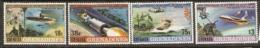 Grenada Grenadines  1978  SG 327-30 Jules Verne     Unmounted Mint - Grenada (1974-...)