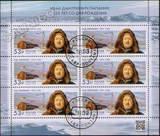 2019-2572 Russia  M/S  Polar Explorer Ivan Papanin Used CTO - 1992-.... Federation