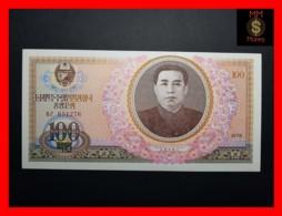 KOREA NORTH 100  Won  1978  P. 22  UNC - Korea, North