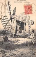 71 - CPA MONT AVRIL Le Moulin - France