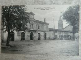 ST VINCENT DE TYROSSE      HOTEL DE VILLE - Saint Vincent De Tyrosse