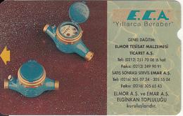 TURKEY - E.C.A.(PTT-30 Units), 06/94, Used - Turquie