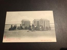Blankenberge - Blankenberghe - Sur La Plage - Ed. Albert Sugg Serie 5 , N. 55 - Gelopen 1905 - Blankenberge
