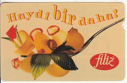 TURKEY - Filiz(PTT-100 Units), 12/94, Used - Turquie