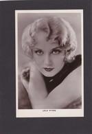 Leila Hyams.    Actress.   Picturegoer Series.  (Card Number 409b).    RPPC. - Schauspieler