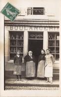 88 - CPA  Photo VAL D AJOL Boulangerie - Francia
