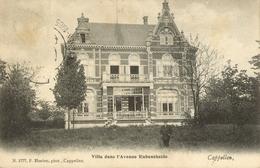 Kapellen -  Zilverenhoek - Villa Dans L'Avenue Rubensheide - Hoelen Nr. 1777 - Kapellen