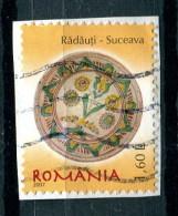 Roumanie 2007 - YT 5241 (o) Sur Fragment - 1948-.... Repúblicas