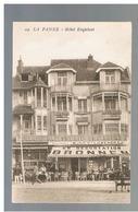 JM26.11 / CPA /  LA PANNE - L HOTEL ENGLEBERT - De Panne