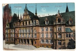 WIESBADEN Rathaus - Köln