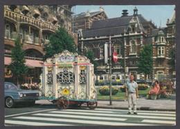 109015/ AMSTERDAM, Draaiorgel *G. Perlee*, Orgue De Barbarie - Amsterdam