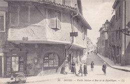 01. Bourg écrite Tbe - Bourg-en-Bresse