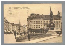 JM26.11 / CPA /   ANVERS - PLACE DE LA VICTOIRE - Antwerpen