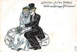 (Schiller: An Die Freude!) Seid Umschlungen Millionen! Wedding - Gruss Aus.../ Gruesse Aus...