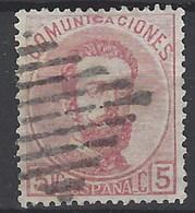 España U 011o (o) Amadeo. 1872. Foto Exacta - 1872-73 Reino: Amadeo I