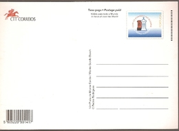 Portugal ** & Postal Stationery, Algarve, Montegordo Beach 1998 (14) - Interi Postali