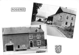 ROSIERES  CENTRE ROSIERES LA GRANDE - Vaux-sur-Sûre