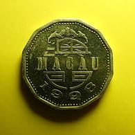 Portuguese Macau 20 Avos 1998 - Portugal