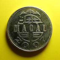Macau 1 Pataca 2007 - Macao