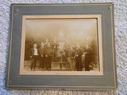 4 Photo 16cm Sur 13cm Aywaille  Excursion 1907 - Aywaille