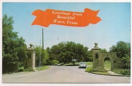 Waco , Texas , Cameron Park - Waco