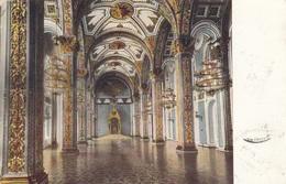 MOSCOU PALAIS IMPERIAL SAAL, ST. ANDRÈ - Karte Gel.1913 - Russland