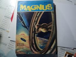 MAGNUS ALBUM N°5 DE FEVRIER 1975. EDITIONS DES REMPARTS. RUSS MANNING REGROUPE DU 10 AU 12 - Livres, BD, Revues