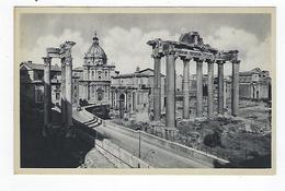 CPA - Carte Photo - Italie - Roma - Panorama Dal Foro Visto Dal Campidoglio - Panoramic Views