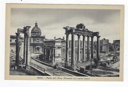 CPA - Carte Photo - Italie - Roma - Parte Del Foro Romano Coi Nuovi Scavi - Panoramic Views