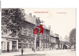HOOGSTRAETEN - De Gendarmerie - Carte Animée - Hoogstraten