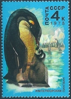 B4897 Russia USSR Fauna Animal Bird Penguin Polar Antarctica ERROR - Antarctic Wildlife