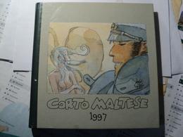 HUGO PRATT. AGENDA CORTO MALTESE 1997 - Agende & Calendari