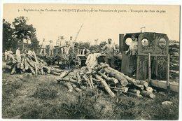 GAUJACQ Transport Des Bois De Pins Edition JF 3 - Francia