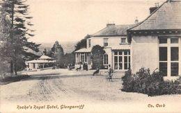 Ireland Co. Cork, Glengarriff, Roche's Royal Hotel, Terrace - Cork