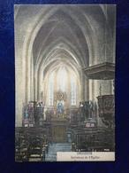 DIEGEM-----cpa--Intérieur De L'église - Diegem