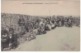 Les Vendanges En Champagne - Repas Des Vendangeurs - Y. Thuillier éditeur - Non Classés