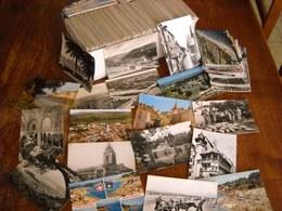 LOT De Plus De 900 CPSM Grand Format (quelques CPM) FRANCE - Bon état - Type Drouille - Cartes Postales