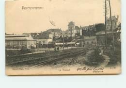 PONTCHATEAU   Le Tunnel  Ref 1496 - Pontchâteau