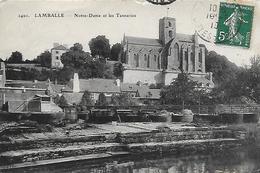 22)   LAMBALLE  - Notre Dame Et Les Tanneries - Lamballe