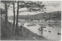SAINT-BRIEUC-LEGUE - LE VILLAGE DE SOUS-LA-TOUR - BELLE ANIMATION - VERS 1900 - Saint-Brieuc