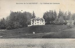 34)   Environs De LA SALVETAT  - Le Chateau De Caraman - La Salvetat