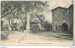 84. CAROMB . Le  Portail Du Rieu . - Frankreich