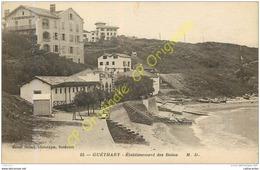 64. GUETHARY . Etablissement Des Bains . - Guethary