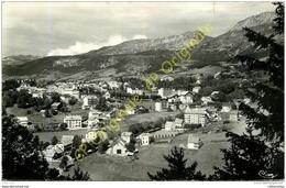 38. VILLARD DE LANS . Vue Générale Et Col De L'Arc . - Villard-de-Lans